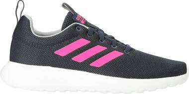 Adidas Lite Racer CLN - Trace Blue / Shock Pink / Maroon