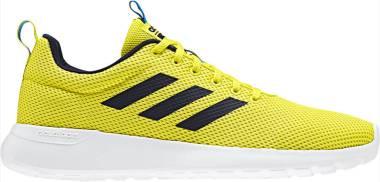 Adidas Lite Racer CLN - Yellow Shoyel Legink Brblue Shoyel Legink Brblue