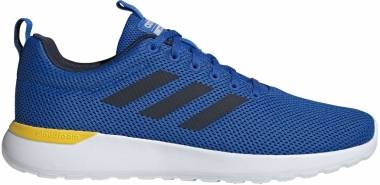 Adidas Lite Racer CLN - Glory Blue Legend Ink Eqt Yellow (EG3138)