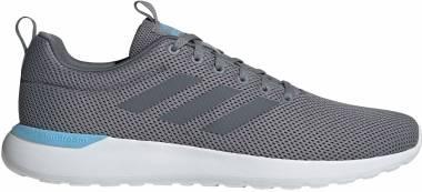 Adidas Lite Racer CLN - Grey / Onix / Bright Cyan
