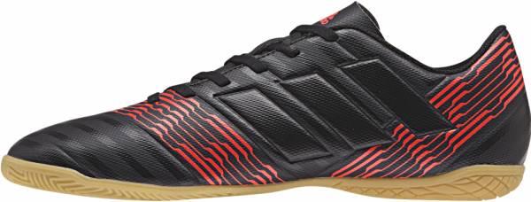4d18ed4d2 Adidas Nemeziz Tango 17.4 Indoor Black (Cblack/Cblack/Solred Cblack/Cblack/