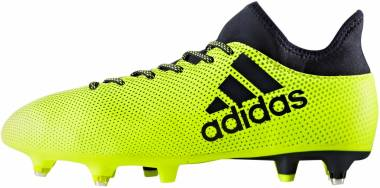 Adidas X 17.3 Soft Ground - Mehrfarbig (Solar Yellow/Legend Ink F17/Legend Ink F17)