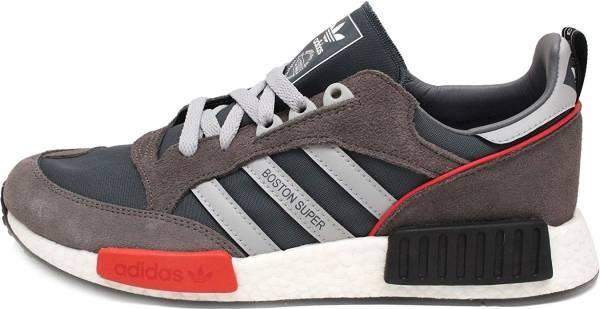 size 40 655e4 c55c1 Adidas Boston SuperXR1 Gray