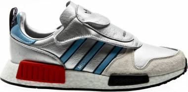 Adidas MicropacerXR1 - Silver Metallic / Light Blue-Cloud White
