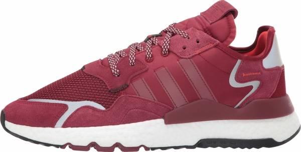 Adidas Nite Jogger - Collegiate Burgundy Collegiate Burgundy Ftwr W
