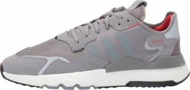 Adidas Nite Jogger - Grey Three F17 Grey Three F17 Ftwr White