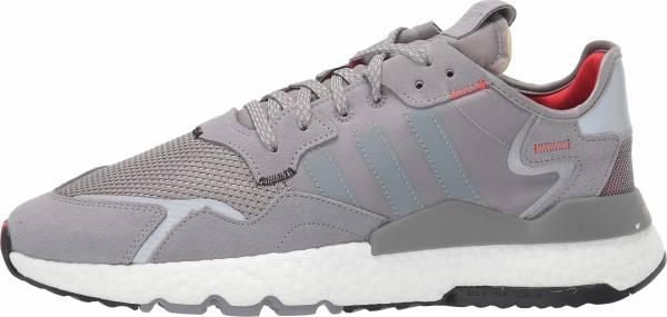 Adidas Nite Jogger - Grey Three F17/Grey Three F17/Ftwr White