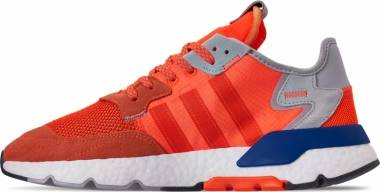 Adidas Nite Jogger - Solar Orange Actora Grey Two