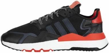 Adidas Nite Jogger - Core Black/Ftwr White/Red (EG6750)