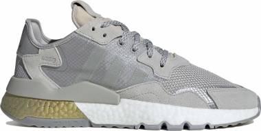 Adidas Nite Jogger - Grey/Grey/Gold Metallic