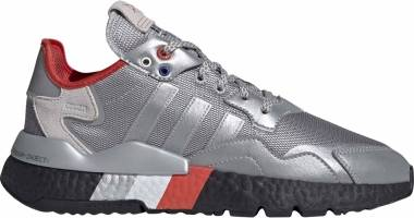Adidas Nite Jogger - Grigio Argento (FV3787)