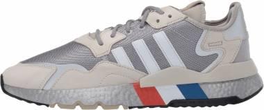 Adidas Nite Jogger - Silver Met./Ftwr White/Alumina (FV4280)