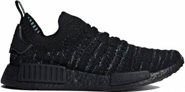 super popular 3c681 c4853 Adidas NMD R1 STLT Parley Primeknit Blue Spirit-White-Grey Men