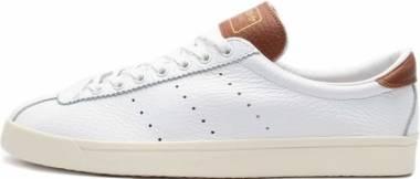 Adidas Lacombe - Blanc Blanc Bleu Marine