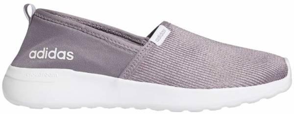 Adidas Lite Racer Slip-On sneakers in purple (only $27)
