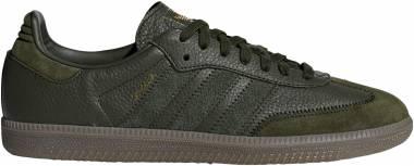 Adidas Samba OG FT - Green (BD7526)