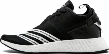Adidas White Mountaineering NMD_R2 - core black & white (BB2978)