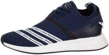 Adidas White Mountaineering NMD_R2 - Blue/Blue (BB3072)