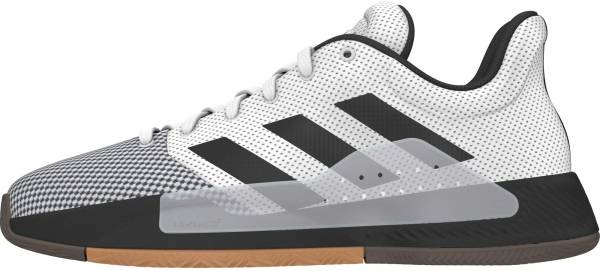 Adidas Pro Bounce Madness Low 2019 - Black Black White (BB9222)