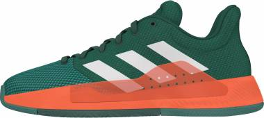 Adidas Pro Bounce Madness Low 2019 Dark Green/White/Active Green Men