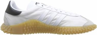 Adidas CountryxKamanda - White Ftwr White Ftwr White Gum 3 Ftwr White Ftwr White Gum 3