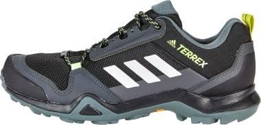 Adidas Terrex AX3 - Black/White/Acid Yellow (FX4575)