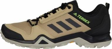 Adidas Terrex AX3 - Savannah Core Black Signal Green (EF4592)