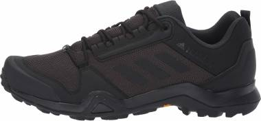 adidas Terrex Free Hiker GTX Walking boots Core Black Grey Three Active Orange | 7,5 (UK)