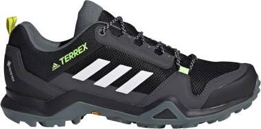 Adidas Terrex AX3 GTX - Negbás Ftwbla Amaaci (FX4566)
