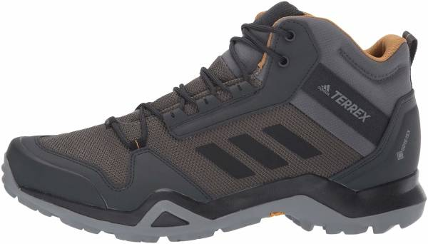 Adidas Terrex AX3 Mid GTX - Grey (BC0468)