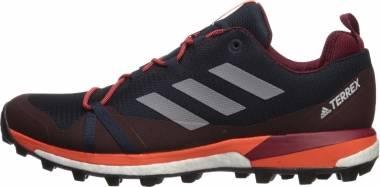 Adidas Terrex Skychaser LT - LEGEND INK GREY TWO ACTIVE ORANGE (G26458)