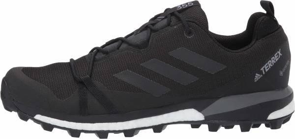 Adidas Terrex Skychaser LT Schwarz (Carbon/Core Black/Grey Four F17 Carbon/Core Black/Grey Four F17)