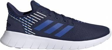 Adidas Asweerun - Bleu Foncã Blanc Bleu (EE8448)
