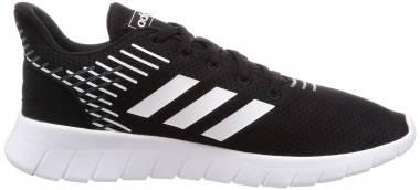 Adidas Asweerun - Core Black White Grey (F36331)