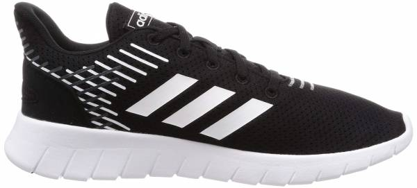 Adidas Asweerun - Negro Negbás Ftwbla Grisei 000 (F36331)