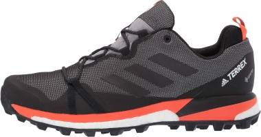 Adidas Terrex Skychaser LT GTX - Grey Three Black Active Orange
