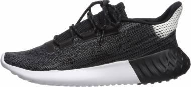 Adidas Tubular Dusk - White/Black/Grey (B37754)