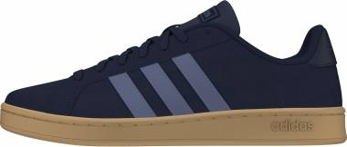 Adidas Grand Court - Legend Ink Tech Ink Gum4