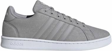 Adidas Grand Court - Light Granite / Light Granite / Orbit Grey (EH0633)