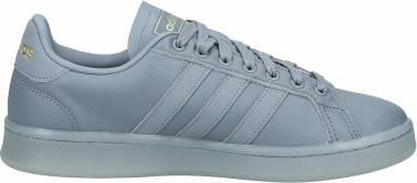Adidas Grand Court - Gris Gris Or Mat