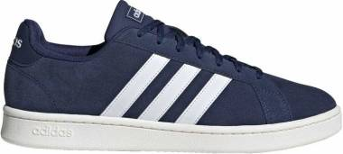 Adidas Grand Court - Dark Blue/White/Cloud White