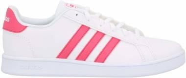 Adidas Grand Court - Blanco Ftwbla Rosrea Ftwbla 000