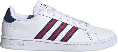 Adidas Grand Court - weiss (FV8130)