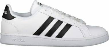 Adidas Grand Court - White/Black (F36392)