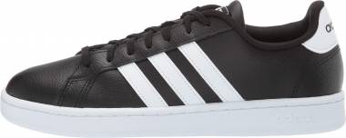 Adidas Grand Court - Core Black / Ftwr White (F36393)