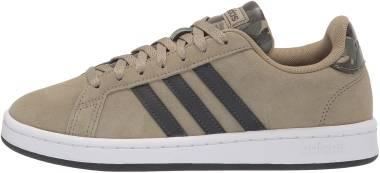 Adidas Grand Court - Orbit Green / Carbon / Ftwr White (GV7149)