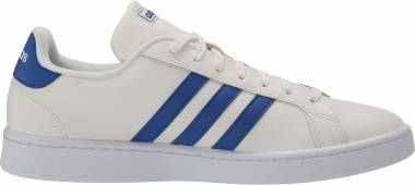 Adidas Grand Court - Cloud White/Team Royal Blue/Ftwr White (EG3753)