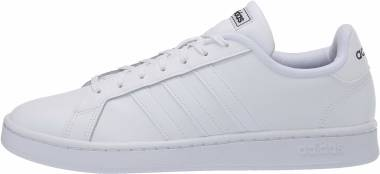 Adidas Grand Court - Ftwr White Ftwr White Core Black