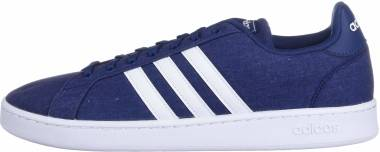 Adidas Grand Court - Blue (FV8113)