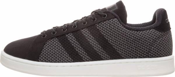 Adidas Grand Court Black/Black/Grey
